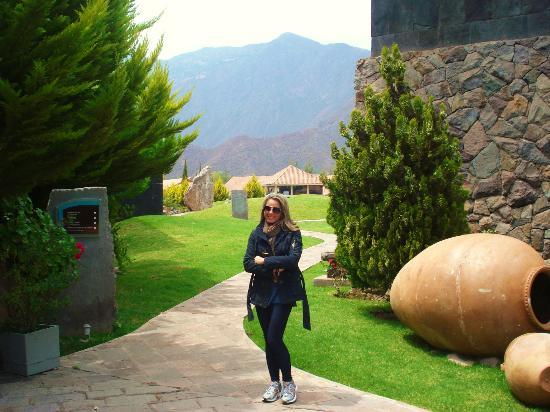 Aranwa Sacred Valley Hotel & Wellness: Hotel grounds
