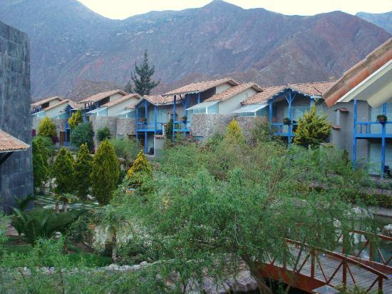 Aranwa Sacred Valley Hotel & Wellness : Hotel Room Buildings