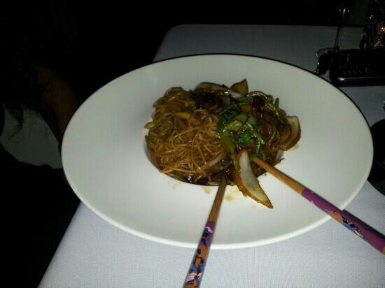 Folio: Beef noodles great combination