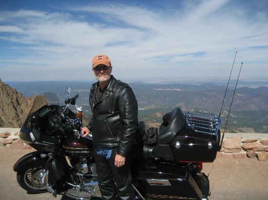 Pikes Peak - America's Mountain: Pikes Peak Motorcycle Trip