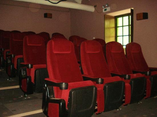 Aranwa Sacred Valley Hotel & Wellness: Hotel Private Cinema