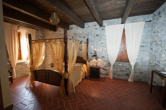 Hotel Ristorante Mulino Iannarelli: camera