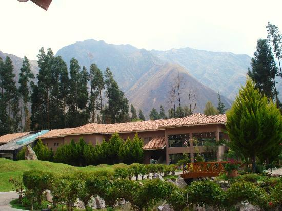 Aranwa Sacred Valley Hotel & Wellness: Gym and Pilates Studio Building