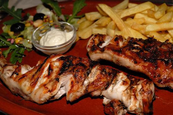 Steakhouse Braseria El Campo: Mein halbes Kanichen - super