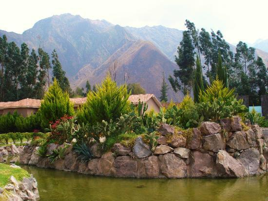 Aranwa Sacred Valley Hotel & Wellness : Hotel grounds