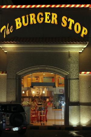 The Burger Stop