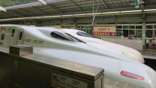 Kyushu Shinkansen: 流線型の車体