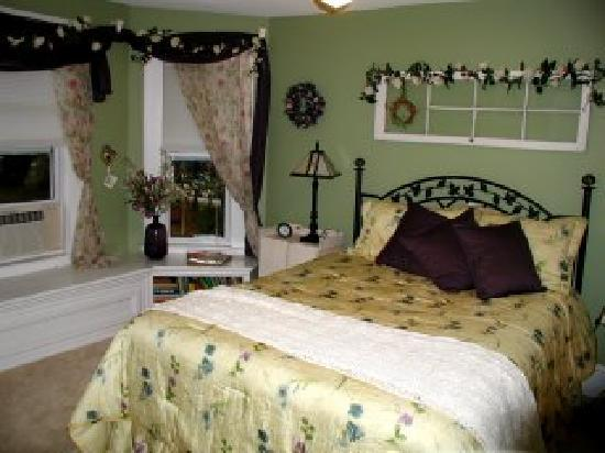 Lily House B&B: Livi's Garden Room