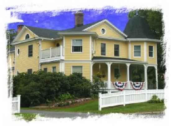 Lily House B&B: House