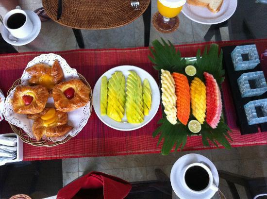 RC Villas & Spa: colazione