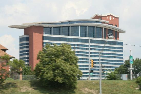 MotorCity Casino Hotel: View of the Hotel