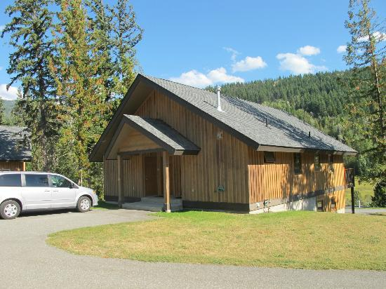 Alpine Meadows Resort: Our cottage.