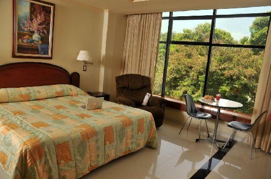 Hotel Ramada: Habitación de Lujo/Superior
