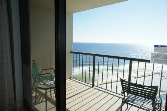 Hilton Sandestin Beach, Golf Resort & Spa: Lovely balcony!