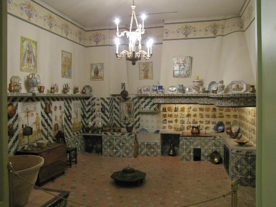 Palacio del Marqués de Dos Aguas: la ricostruzione di una cucina d'epoca