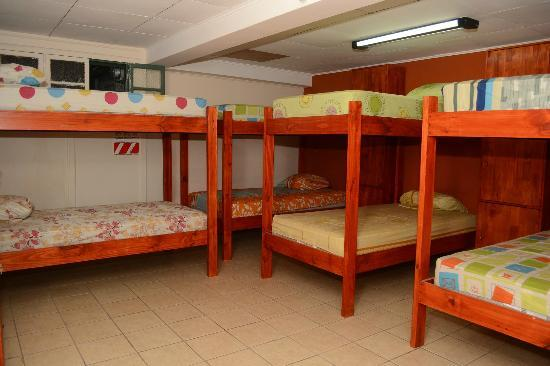 Stolas Hostel: The Dorm is very spacious and has great ventilation.