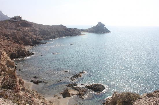 El Parque Natural de Cabo de Gata - Níjar: Zona para hacer snorkel