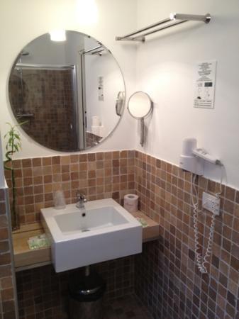 Villa Belmonte: bagno