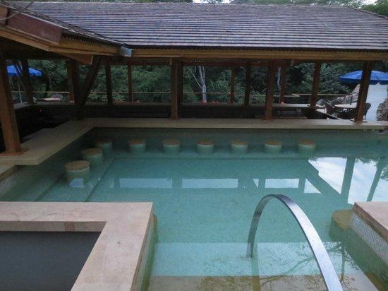 Rio Perdido: Hottest pool