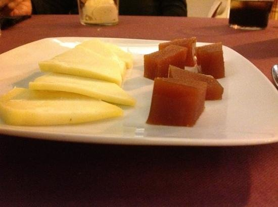 El Purgatori: DO cheese with quince