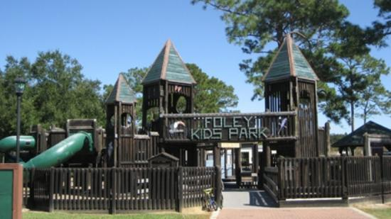 Heritage Park Foley Picture Of Foley Alabama Tripadvisor