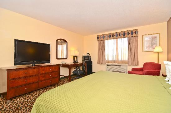 Quality Inn Wickenburg: King Room