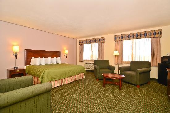 Quality Inn Wickenburg: King Room