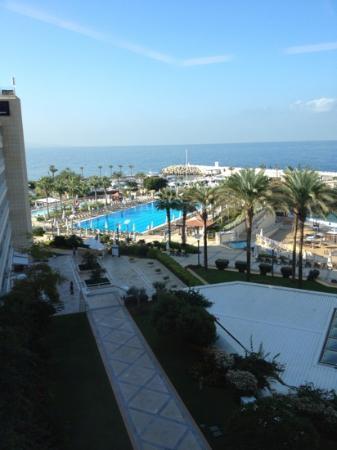 Mövenpick Hotel Beirut: la piscine