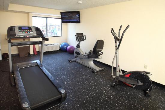 Barkers Island Inn: Brand New Fitness Center