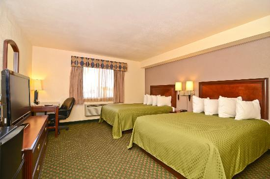 Quality Inn Wickenburg: Queen Room