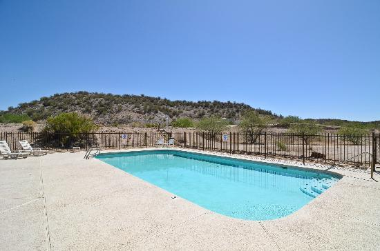 Quality Inn Wickenburg: Swimming Pool