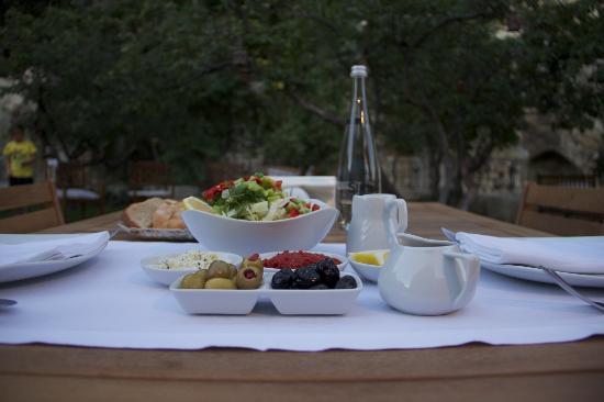 Dreams Cave Cappadocia: Amazing Breakfast