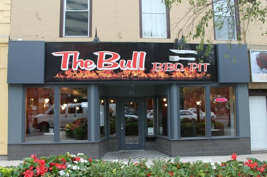 The Bull BBQ Pit
