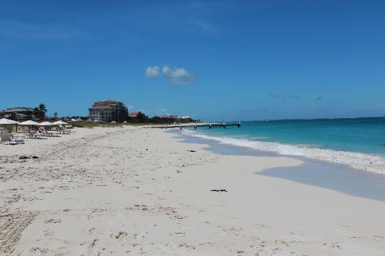 Seven Stars Resort & Spa: Grace Bay Beach