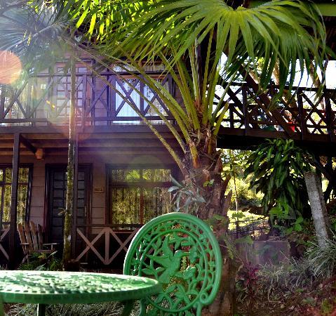 Cabinas Villa Tina
