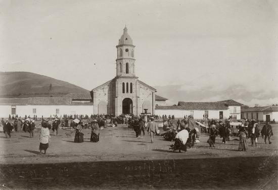Casa Mojanda: Otavalo in 1905