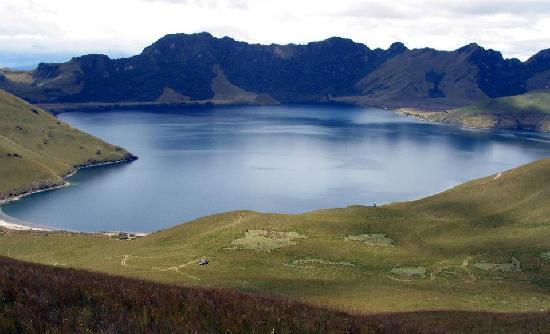 Casa Mojanda: Mojanda Cari Cocha Lake