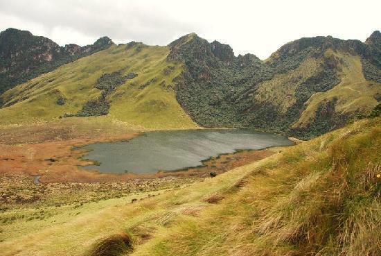 Casa Mojanda: Mojanda Warmi Cocha Lake