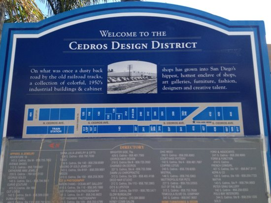 ‪Cedros Design District‬