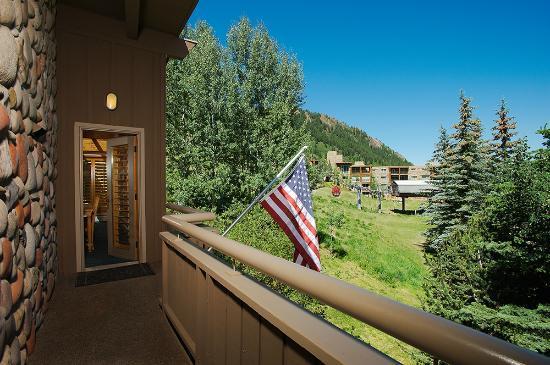 Aspen Alps Condominium Resort: Views from room