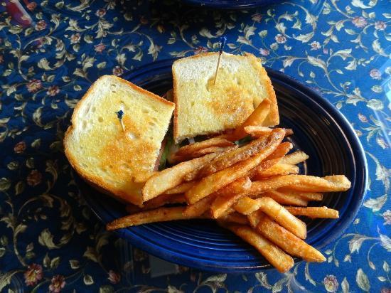 Pub & Restaurant: Panini sandwich