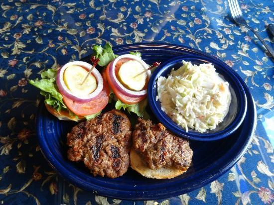 The Pub & Restaurant: Chorizo Sliders