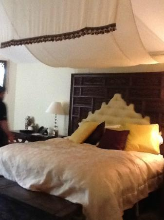 Emerson Resort & Spa: Great Bed!