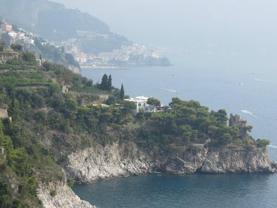 Adolfo Scotto di Luzio Private Driver: Sophia Loren's home - Amalfi Coast