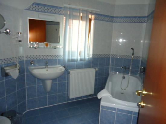 Hotel Modra Ruze: Bathroom