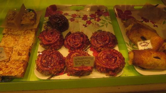 Stehekin Pastry Company : Goodies at the bakery