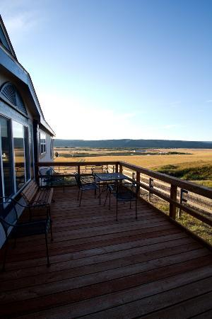 Paul Ranch Montana LLC: Deck