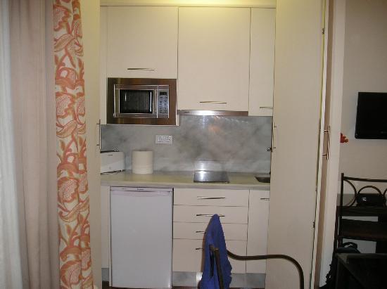 Apartamentos Murillo: angolo cottura