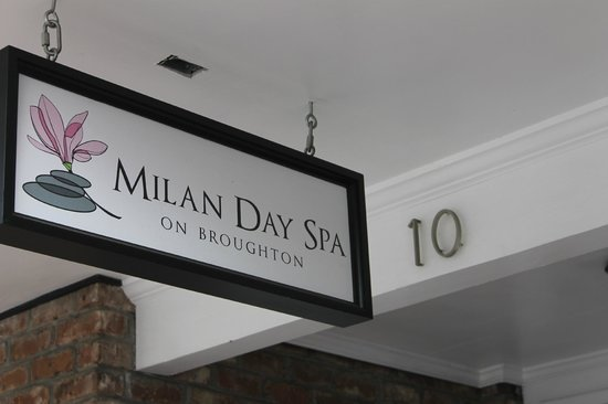Milan day spa on broughton picture of milan day spa on for 3 day spa