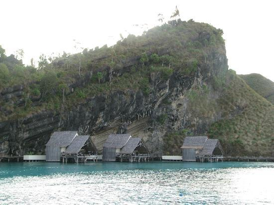 Misool Eco Resort: resort